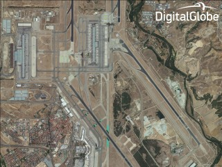 WorldView-3 Satellite Delivers First Super-Hi-Res Images
