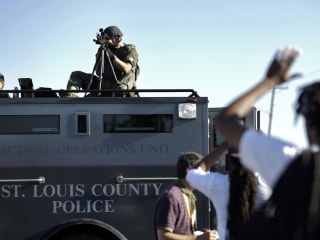 Make the Case: Should Local Police Departments Have Access to Military Equipment?