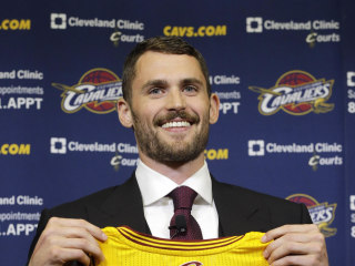 Love Might Regret Trade to Cavs, Wolves Owner Says