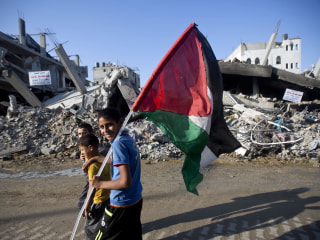 Gaza Cease-Fire Holds Between Hamas and Israel After 50-Day War
