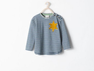 Zara Pulls Kids' Shirt Resembling Concentration Camp Uniform, Apologizes