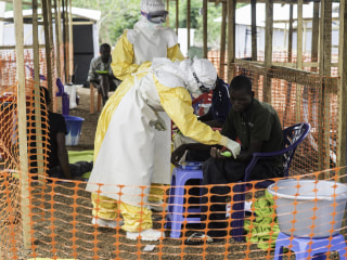 Fighting Ebola: How Do You Comfort a Dying Child?