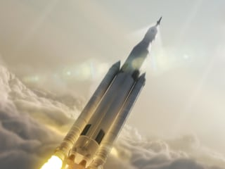 NASA Green-Lights Giant SLS Rocket, but Launch Slips to 2018