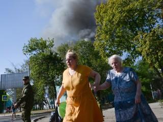 Russian Forces Moving Inside Ukraine Claims President Poroshenko