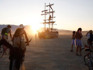 Burning Man Festival: Swarms of Bugs Infest Site of Annual Event