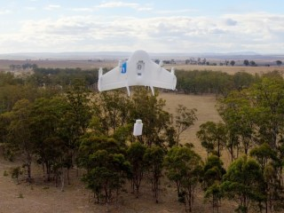 Google's 'Project Wing' Is Testing Delivery Drones in Australia