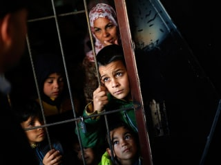 Syria Refugees Top 3 Million; Half of Population Displaced - U.N.