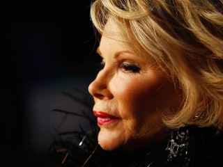 Joan Rivers Remains on Life Support, Melissa Rivers Says