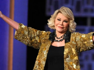 Joan Rivers' Daughter: Mom is 'Resting Comfortably'