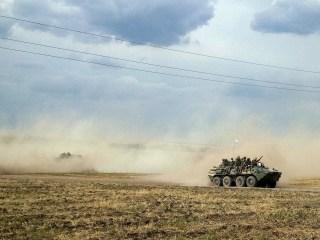 NATO Chief Rasmussen: Russian Troops Are Fighting Inside Ukraine