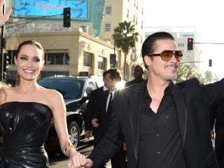 Details of Brad Pitt-Angelina Jolie Wedding Emerge