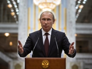 Ukraine, Explained: What Is Vladimir Putin Doing?