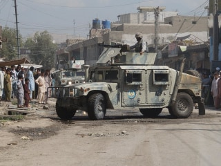 Suicide Car Bomb Hits Afghan Intelligence Agency in Taliban Attack
