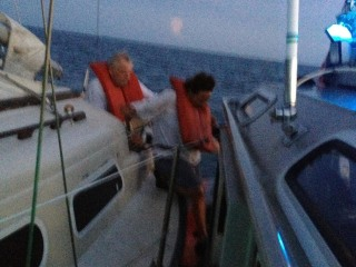 Coast Guard Rescues Couple Missing off Fla. Coast With Disabled Engine