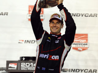Will Power Wins First IndyCar Championship