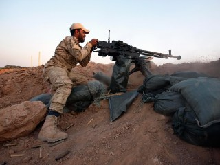 Iraqi Town Liberated From Two-Month ISIS Siege After U.S. Aid Drops