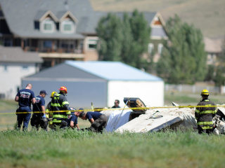 Erie Plane Crash: Mom, 3 Kids Among 5 Killed in Colorado
