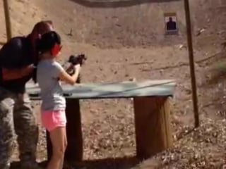 Girl Who Shot Arizona Shooting Range Instructor Said Uzi Was 'Too Much'