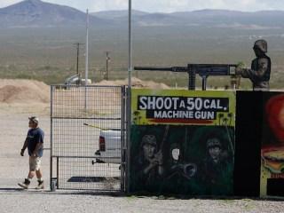 Girl Who Shot Arizona Shooting Range Instructor Said Uzi Was 'Too Much'