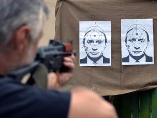 Ukraine's Poroshenko Slams Russia's 'Direct and Open Aggression'
