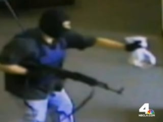 'AK-47 Bandit' Linked to Robbery in Fourth State