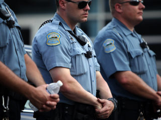 Ferguson Cops Get Body Cameras After Michael Brown Shooting