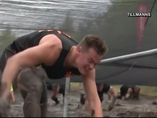 Germany's Strongman Run Draws Nearly Thousands of Runners