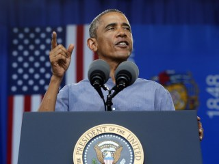 Obama Highlights U.S. Economy in Labor Day Speech