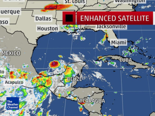 Fifth Tropical Depression of Hurricane Season Forms in Gulf
