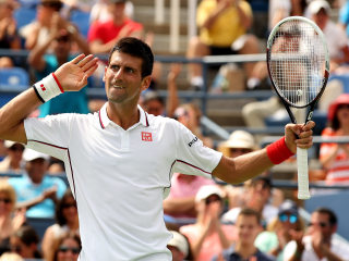 Djokovic Cruises to U.S. Open Quarterfinals for 8th Straight Year