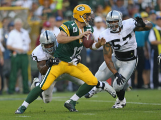 Pack Attack: Can Rodgers Stay Healthy, Shake-Up NFC?