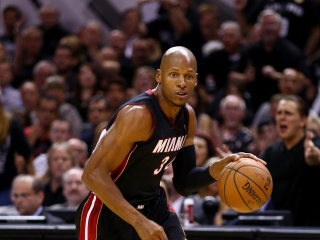 Ray Allen 'Not in Any Rush' to Decide on Future