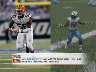 'Madden 15' Glitch Shrinks Linebacker to 1-Foot Tall