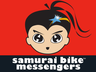 Star of 'Samurai Bike Messengers' Is Smart, Female, and Digital