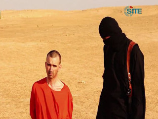 ISIS Hostage David Cawthorne Haines Does Security Work for Aid Groups