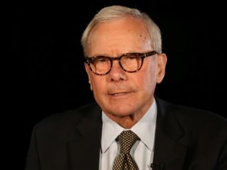 Tom Brokaw: Cancer Has 'Deepened My Awe' of My Wife