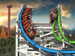 Flying High: Theme Parks Battle for Best New Ride for 2015