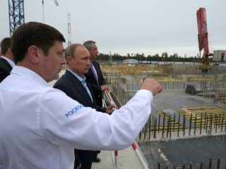 Russian President Putin: Hurry Up on Vostochny Launch Site