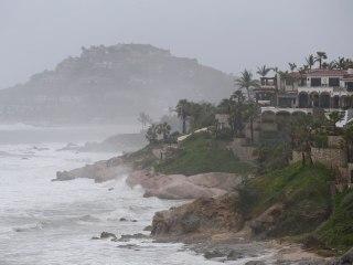Hurricane Odile Looking to Douse Baja California