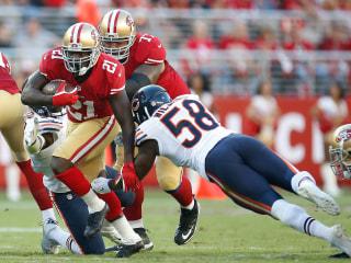 Watch Live: Bears vs. 49ers on Sunday Night Football