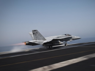 U.S. Hits ISIS Position Near Baghdad in New Phase of Strikes: Official