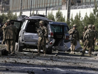 Two Americans Killed by Bomb Near U.S. Embassy in Kabul, Afghanistan