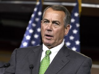 Boehner: Obama Plan to Train Syrian Rebels is 'Sound'