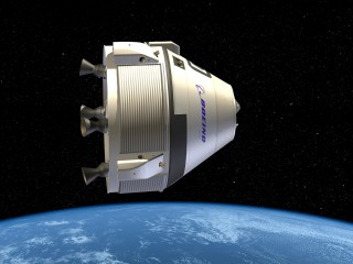 Boeing and SpaceX Win $6.8 Billion for Apollo-Style Space Taxis