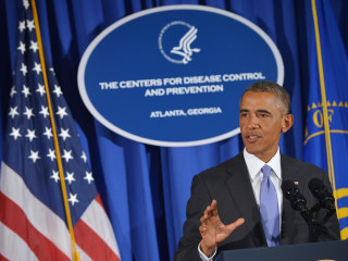 'A Global Threat': Obama Reveals Plan for Ebola Outbreak