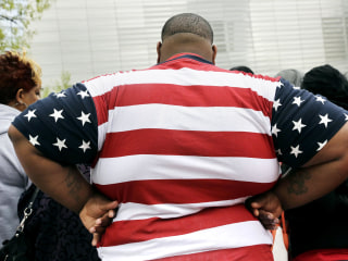 Belly Up: American Waistlines Are Still Expanding, Study Finds