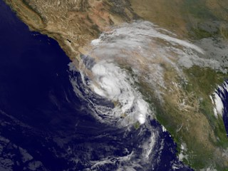 Southwest Bracing for Record Rainfall, Flooding From Odile