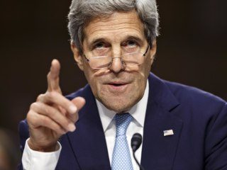 Kerry Seeks to Win Over Senators Skeptical of ISIS Strategy