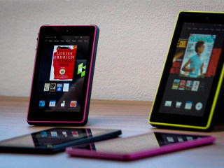 Amazon Unveils Seven New Kindle Tablets and E-Readers