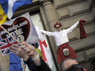 Polls Open as Scotland Votes in Historic Independence Referendum
